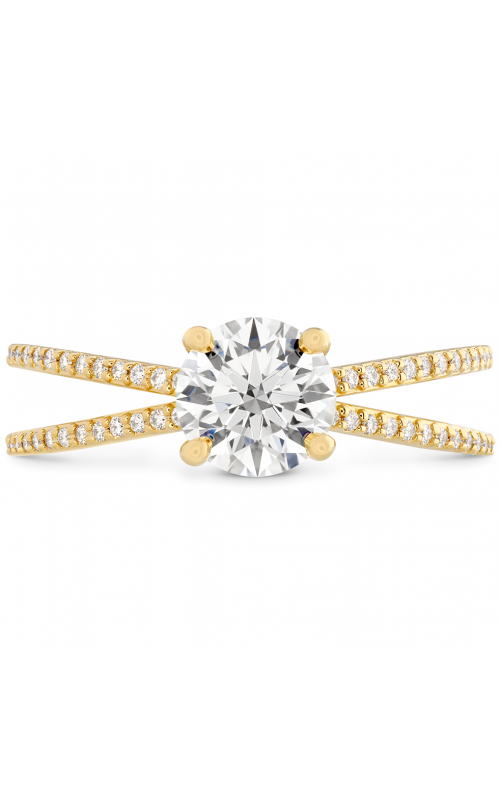Hearts On Fire Camilla Engagement ring HBRCAMSS01208YC-65-C product image