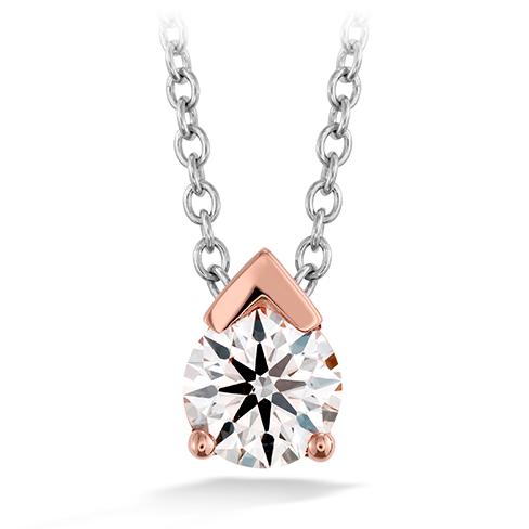 Aerial Single Diamond Pendant product image
