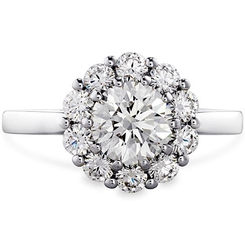 Beloved Open Gallery Engagement Ring product image