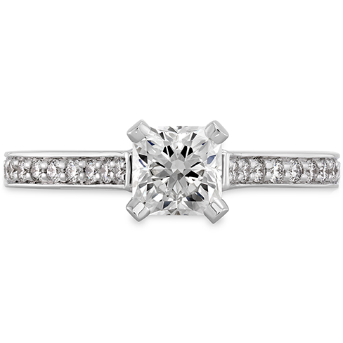 Enticement Channel Dream Engagement Ring product image