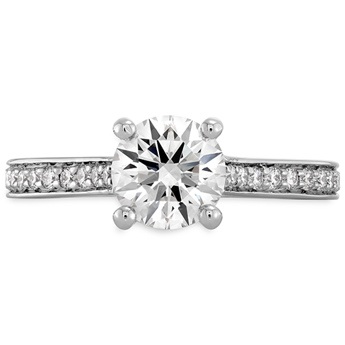 Enticement Channel Engagement Ring product image