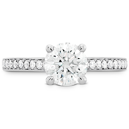 Simply Bridal Engagement Ring - Diamond Band product image