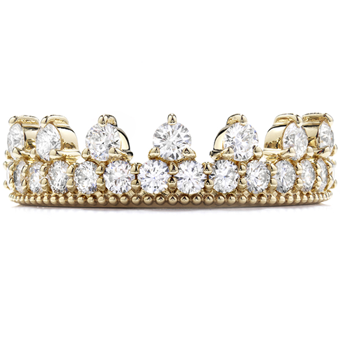 Diamond Bar Beaded Crown Band product image