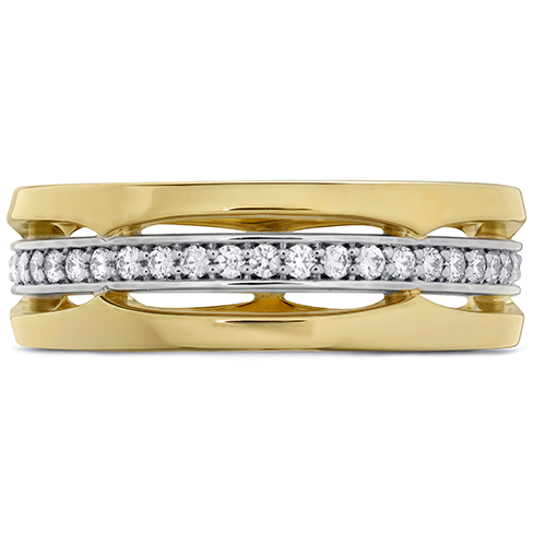 Copley Triple Row Wedding Band product image