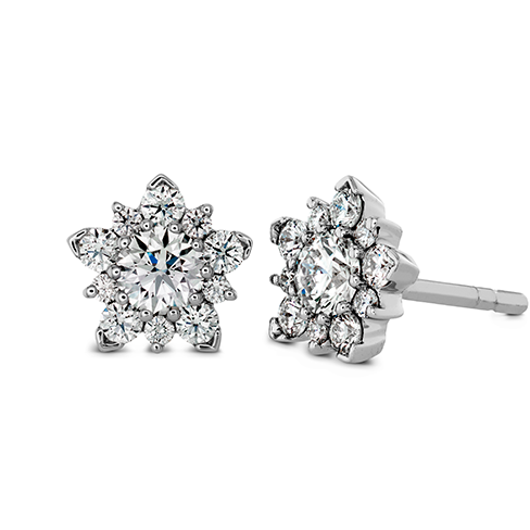 Aerial Cluster Stud Earrings product image