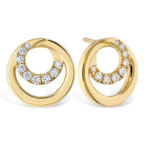 Optima Circle Earrings product image