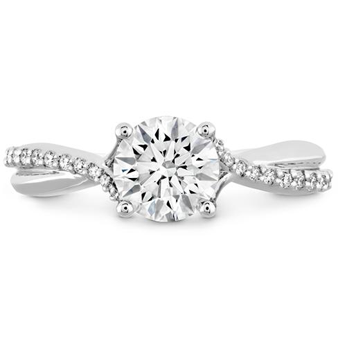 Simply Bridal Diamond Twist Setting product image