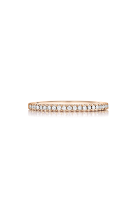 Henri Daussi Women's Wedding Bands R1-7 E