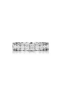 Henri Daussi Women's Wedding Bands R8 E