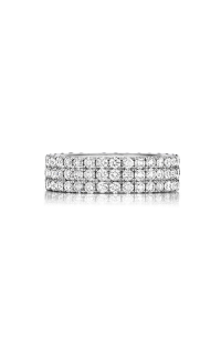 Henri Daussi Women's Wedding Bands R16 E