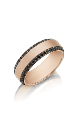 Henri Daussi Men's Wedding Bands MB3 E product image