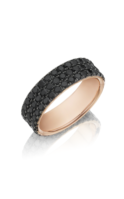 Henri Daussi Men's Wedding Bands MB9 E product image