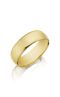 Henri Daussi Men's Wedding Bands Wedding Band MB38 product image