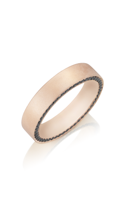 Henri Daussi Men's Wedding Bands Wedding Band MB41 product image