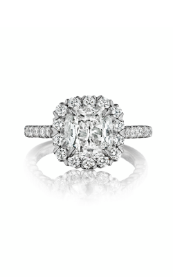 Henri Daussi Daussi Cushion Engagement Ring AJS product image