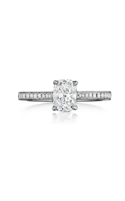 Henri Daussi Daussi Cushion Engagement Ring ASD product image