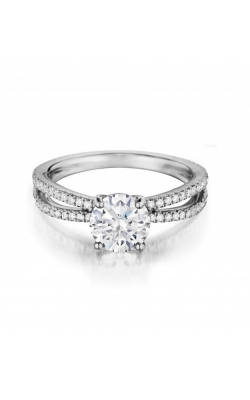 Henri Daussi Engagement Collection Engagement Ring H01 product image