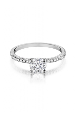 Henri Daussi Engagement Collection Engagement Ring H03 product image