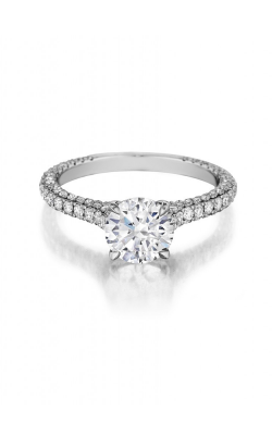 Henri Daussi Engagement Collection Engagement Ring H04 product image