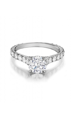 Henri Daussi Engagement Collection Engagement Ring H07 product image
