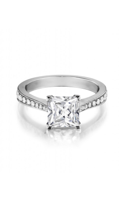 Henri Daussi Engagement Collection Engagement Ring H09 product image