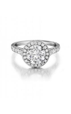 Henri Daussi Engagement Ring H17 product image
