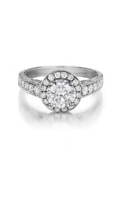 Henri Daussi Engagement Collection Engagement Ring H18 product image