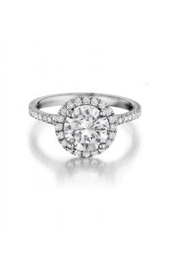 Henri Daussi Engagement Ring H20 product image
