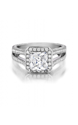 Henri Daussi Engagement Collection Engagement Ring H24 product image