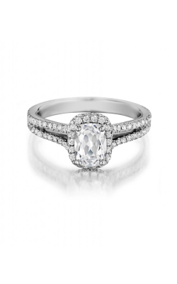 Henri Daussi Engagement Collection H11 product image