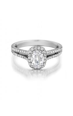 Henri Daussi Engagement Ring H11 product image