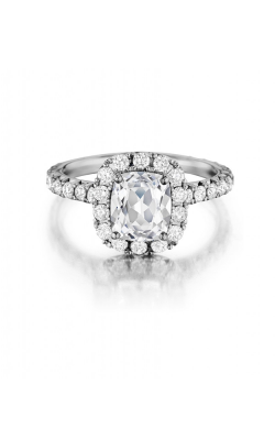 Henri Daussi Engagement Ring H12 product image