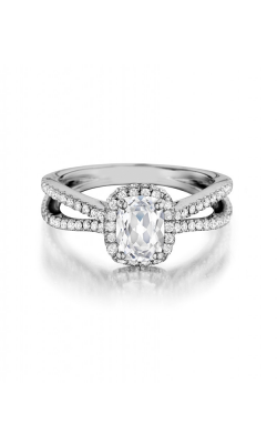 Henri Daussi Engagement Ring H14 product image