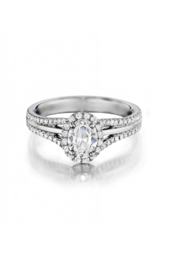 Henri Daussi Engagement Ring H15 product image