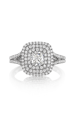Henri Daussi Daussi Brilliant Engagement Ring ADT product image