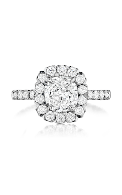 Henri Daussi Daussi Brilliant Engagement Ring AJK product image