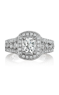 Henri Daussi Daussi Cushion Engagement Ring AKJF product image