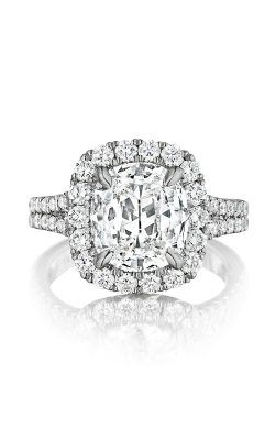 Henri Daussi Daussi Brilliant Engagement Ring AMDS product image