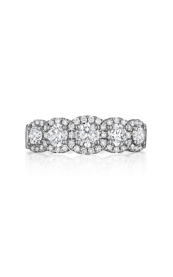 Henri Daussi Women's Wedding Bands R30 H product image