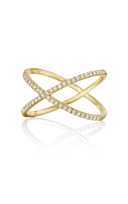 Henri Daussi Women's Wedding Bands R38-3 E product image