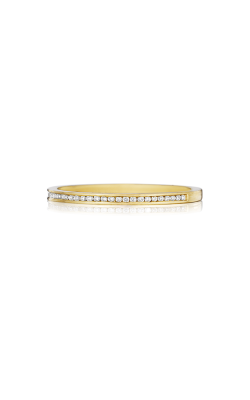 Henri Daussi Women's Wedding Bands R27-3 H product image