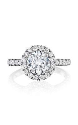 Henri Daussi Daussi Brilliant Engagement Ring BMDM product image