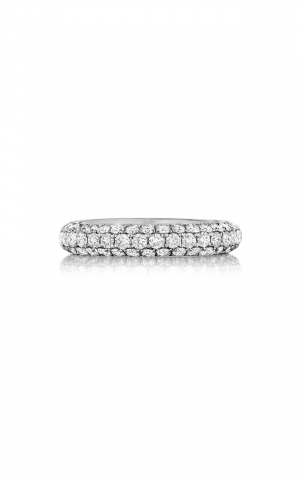 Henri Daussi Women's Wedding Bands R3-1 E