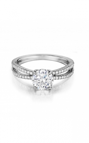 Henri Daussi Engagement Collection H01