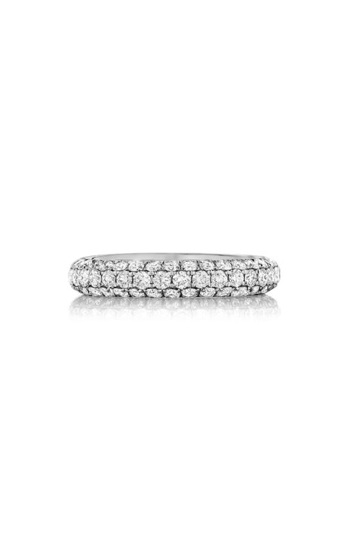 Shop Henri Daussi R31 E Wedding bands Mitchum Jewelers