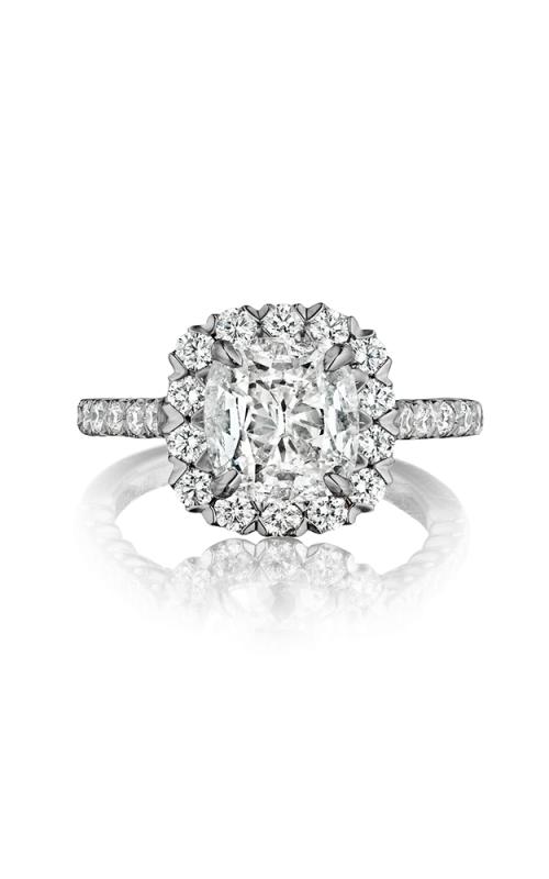 Henri Daussi Daussi Cushion Engagement ring AJS product image