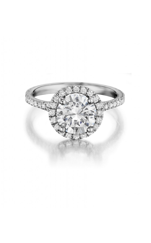 Henri Daussi Engagement Collection Engagement ring H20 product image