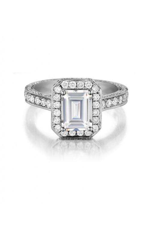 Henri Daussi Engagement Collection Engagement ring H25 product image