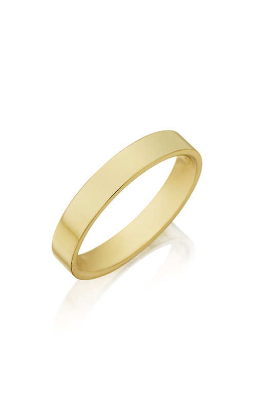 Henri Daussi Men's Wedding Bands Wedding band MB53 product image