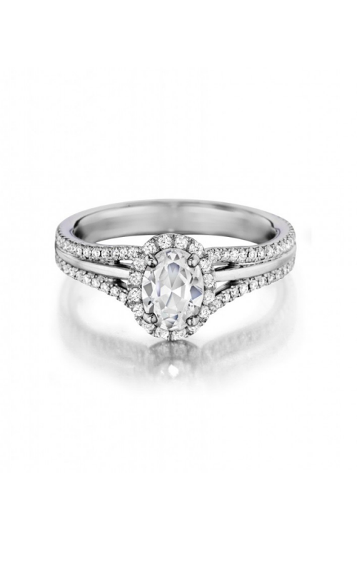 Henri Daussi Engagement Collection Engagement ring H15 product image